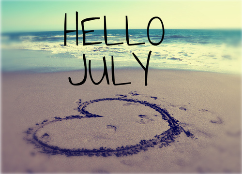 Powered By Cakes: July Goals