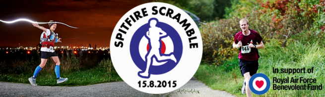Powered By Cakes Spitfire Scramble 2015